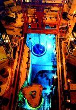核反应堆内部