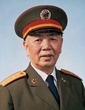 湖北大悟人、原军委副主席——刘华清上将