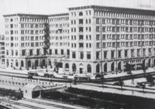 战前的半岛酒店